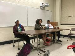 Graduate Student Panel